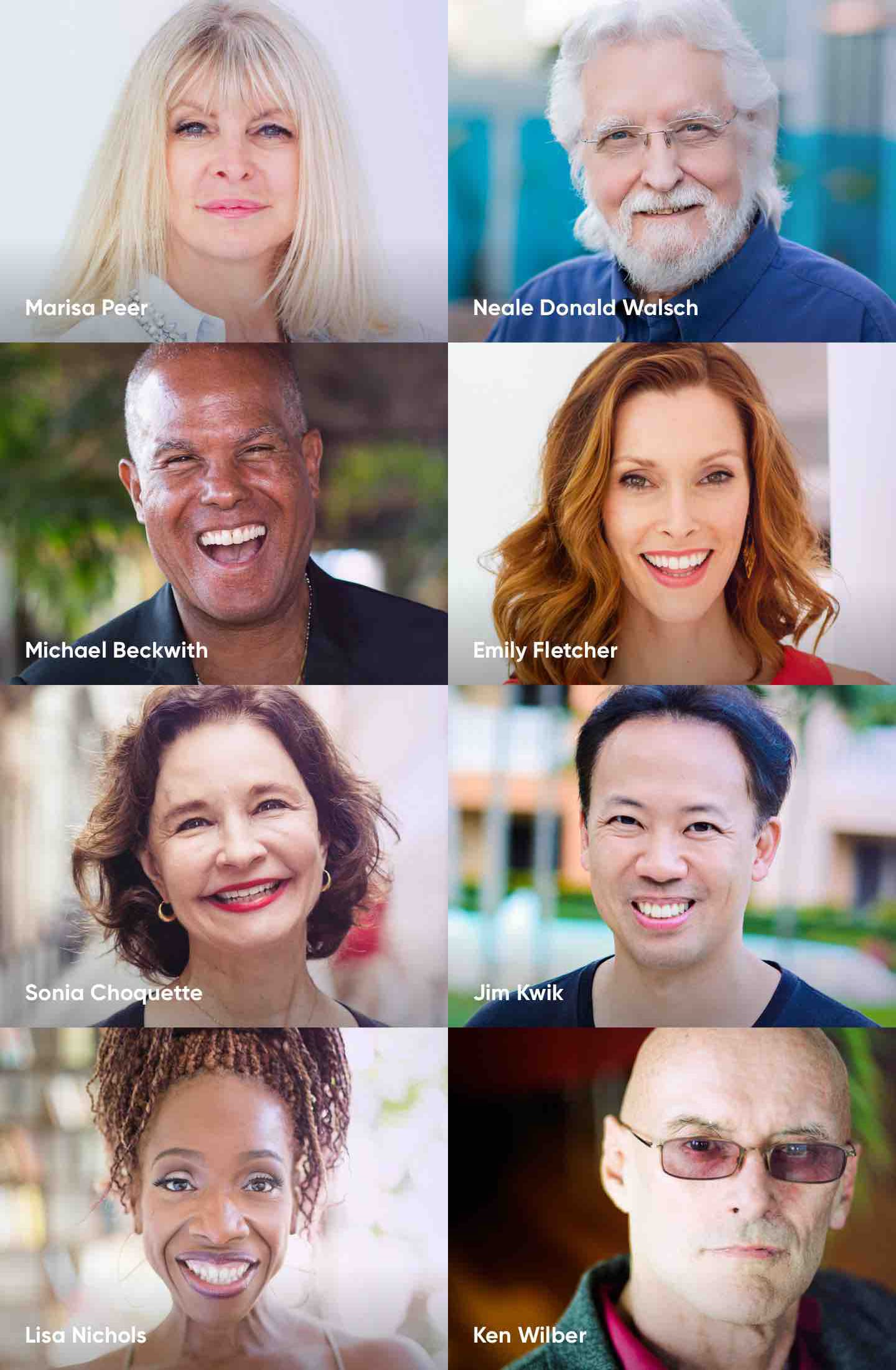 Mindvalley a global school for humanity whether its alan watts zen philosophy robin sharma leadership lisa nichols public speaking donna eden energy medicine or neale donald walsch madrichimfo Images